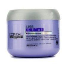 Liss Unlimited de L'Oreal Professionnel Masque Lissage 200ml