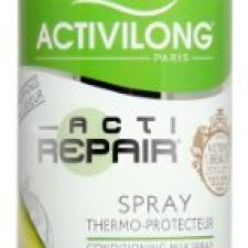 Activilong Actirepair Spray Thermo-Protecteur aux Huiles d'Olive et Avocat Bio 200 ml
