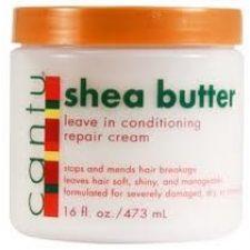 Congé Cantu beurre de karité en ml Crème Conditioning Repair 473