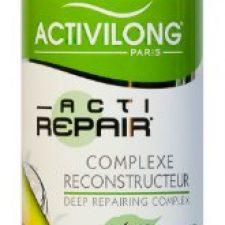 Activilong Actirepair Complexe Reconstructeur aux Huiles d'Olive et Avocat Bio 200 ml
