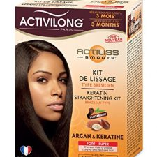 Activilong Kit de Lissage Type Brésilien Fort-Super